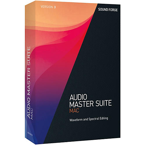 Magix Audio Master Suite Mac Upgrade