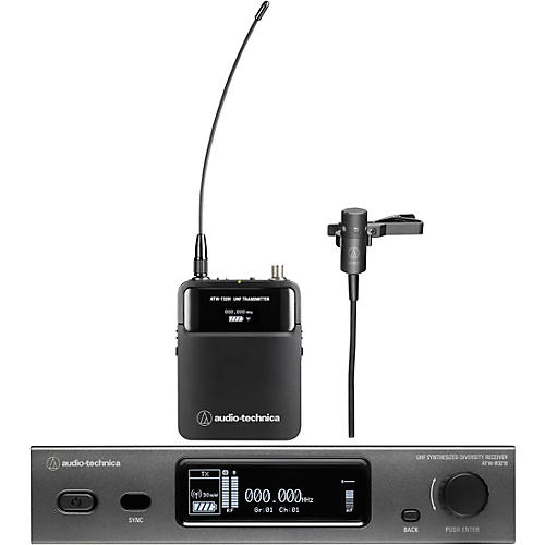 Audio-Technica Audio-Technica ATW-3211/831 3000 Series Frequency-agile True Diversity UHF Wireless Systems