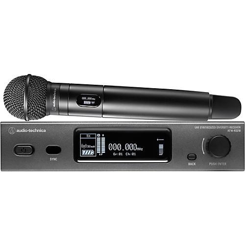 Audio-Technica Audio-Technica ATW-3212/C510 3000 Series Frequency-agile True Diversity UHF Wireless System