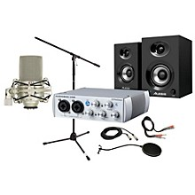 Presonus AudioBox 2x2 Elevate 990 Package