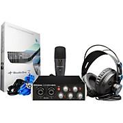 AudioBox 96 Studio Package