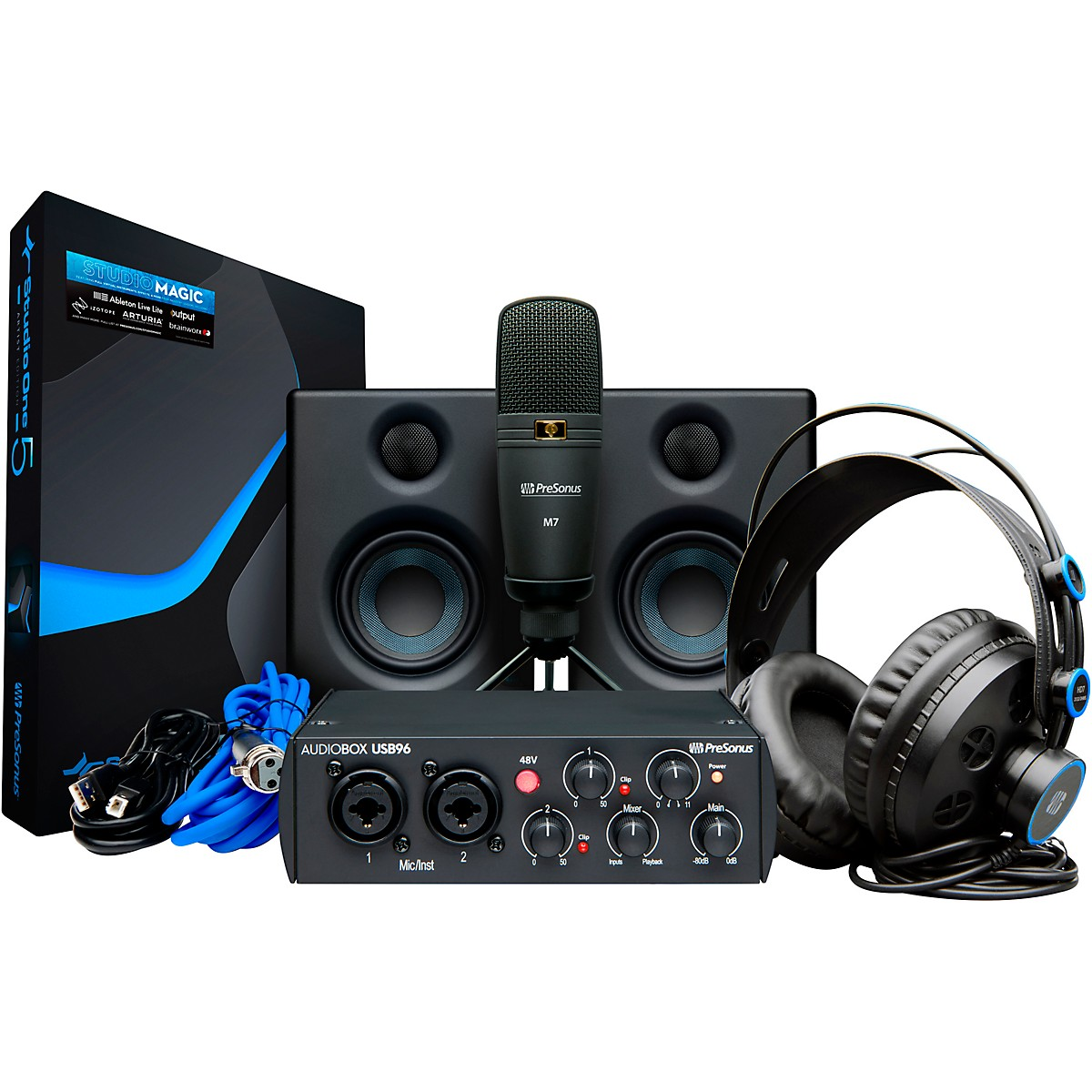 Presonus AudioBox Studio Ultimate Bundle, 25th Anniversary Edition