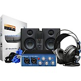 PreSonus AudioBox Studio Ultimate Bundle Complete Hardware/Software Recording Kit