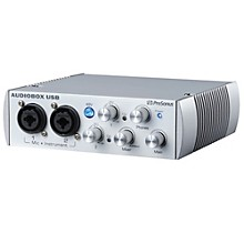 PreSonus AudioBox USB 2x2 Audio Recording Interface Limited Edition