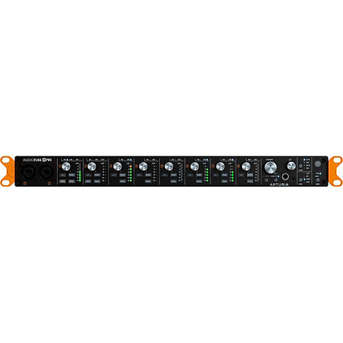 Arturia AudioFuse 8Pre Audio Interface and ADAT Preamp Expander