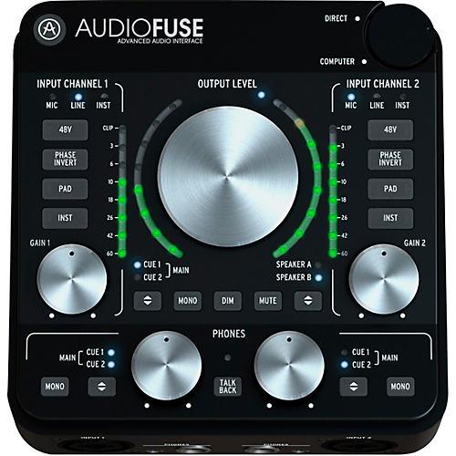 Arturia AudioFuse Rev2 Audio Interface