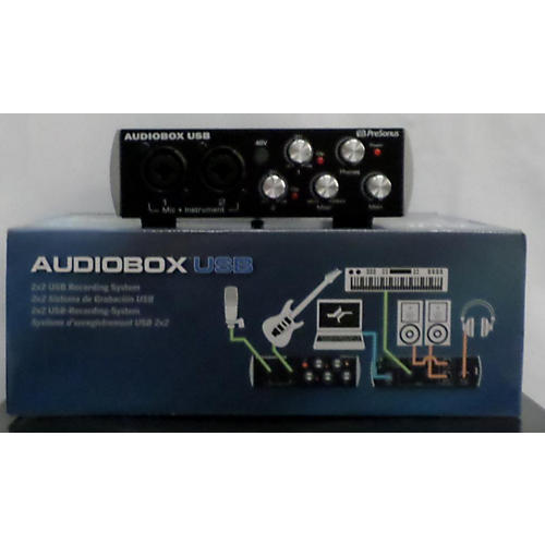 Presonus AudioboxUSB Audio Interface