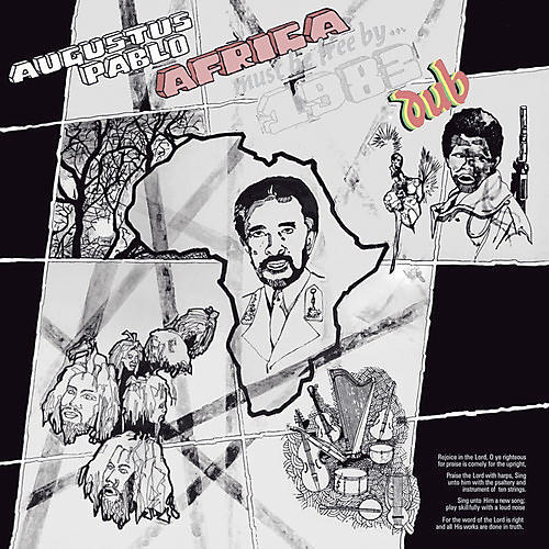 Alliance Augustus Pablo - Africa Must Be Free By 1983 Dub