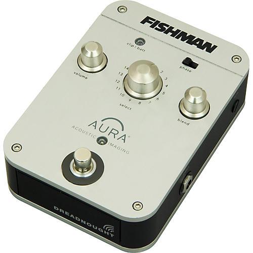 Fishman Aura Dreadnought Acoustic Guitar Imaging Pedal