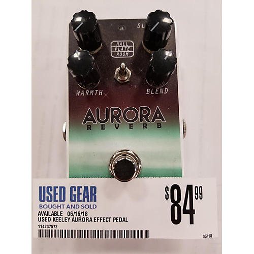 Keeley Aurora Effect Pedal
