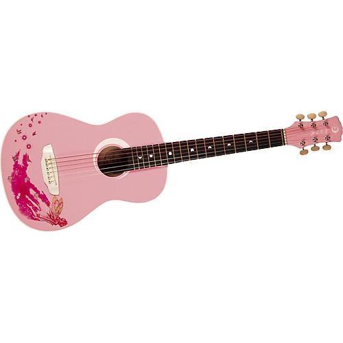 Luna Guitars Aurora Faerie Mini Acoustic Guitar