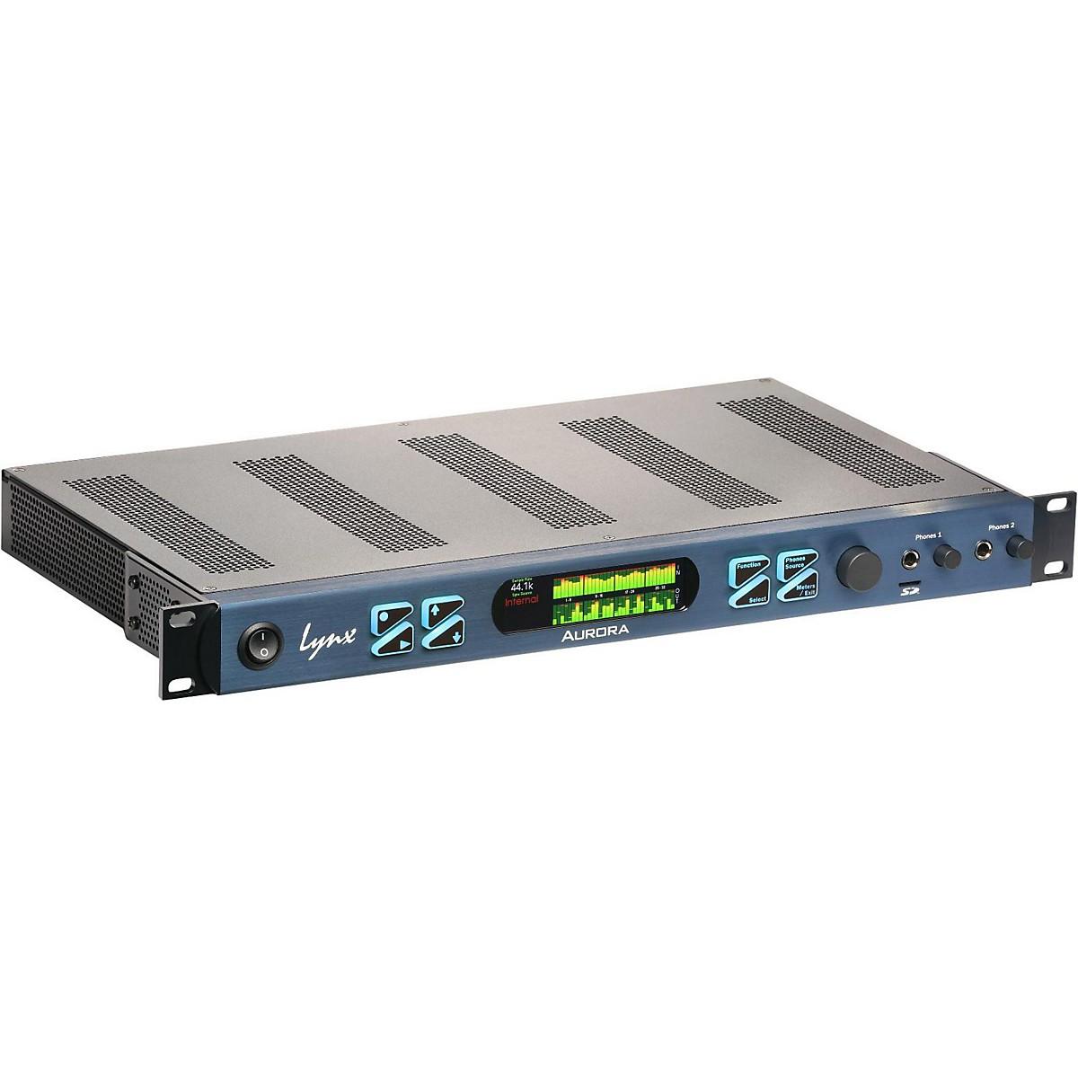 Lynx Aurora(n) 32 Thunderbolt Audio Interface