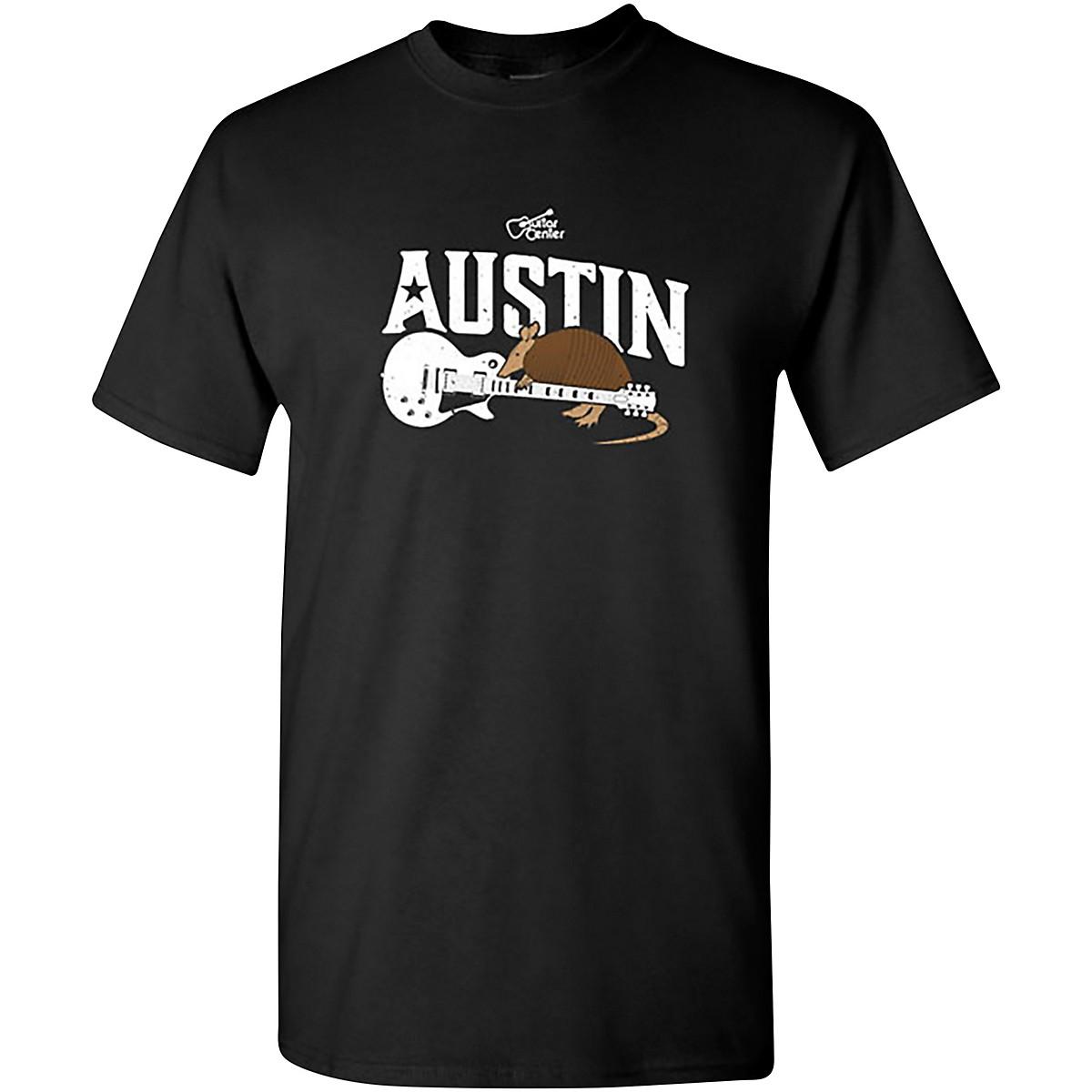 Guitar Center Austin Armadillo T-Shirt
