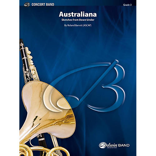 BELWIN Australiana - Grade 3 (Medium Easy)