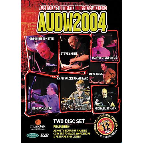 Hudson Music Australia's Ultimate Drummers Weekend - AUDW 2004 2-DVD Set