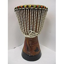 Overseas Connection Authentic Djembe 10' Djembe