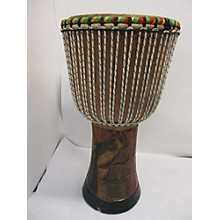 Overseas Connection Authentic Djembe 14' Djembe