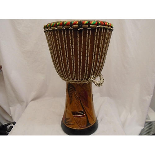 Overseas Connection Authentic Djembe 14