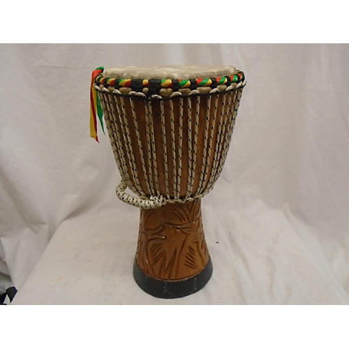 Overseas Connection Authentic Djembe Djembe