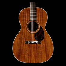 Martin Authentic Series 1921 000-28K VTS Auditorium Acoustic Guitar Natural
