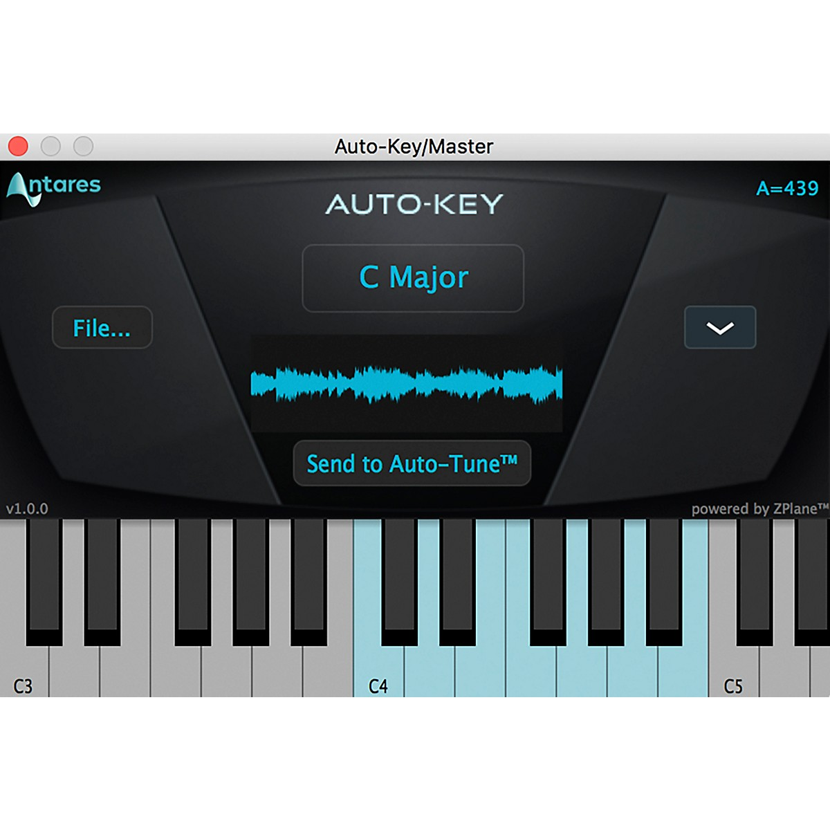 Antares Auto-Key (Download)