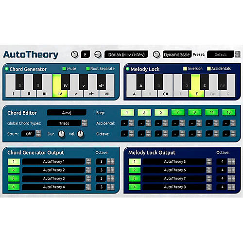 Mozaic Beats AutoTheory 4 Software Download