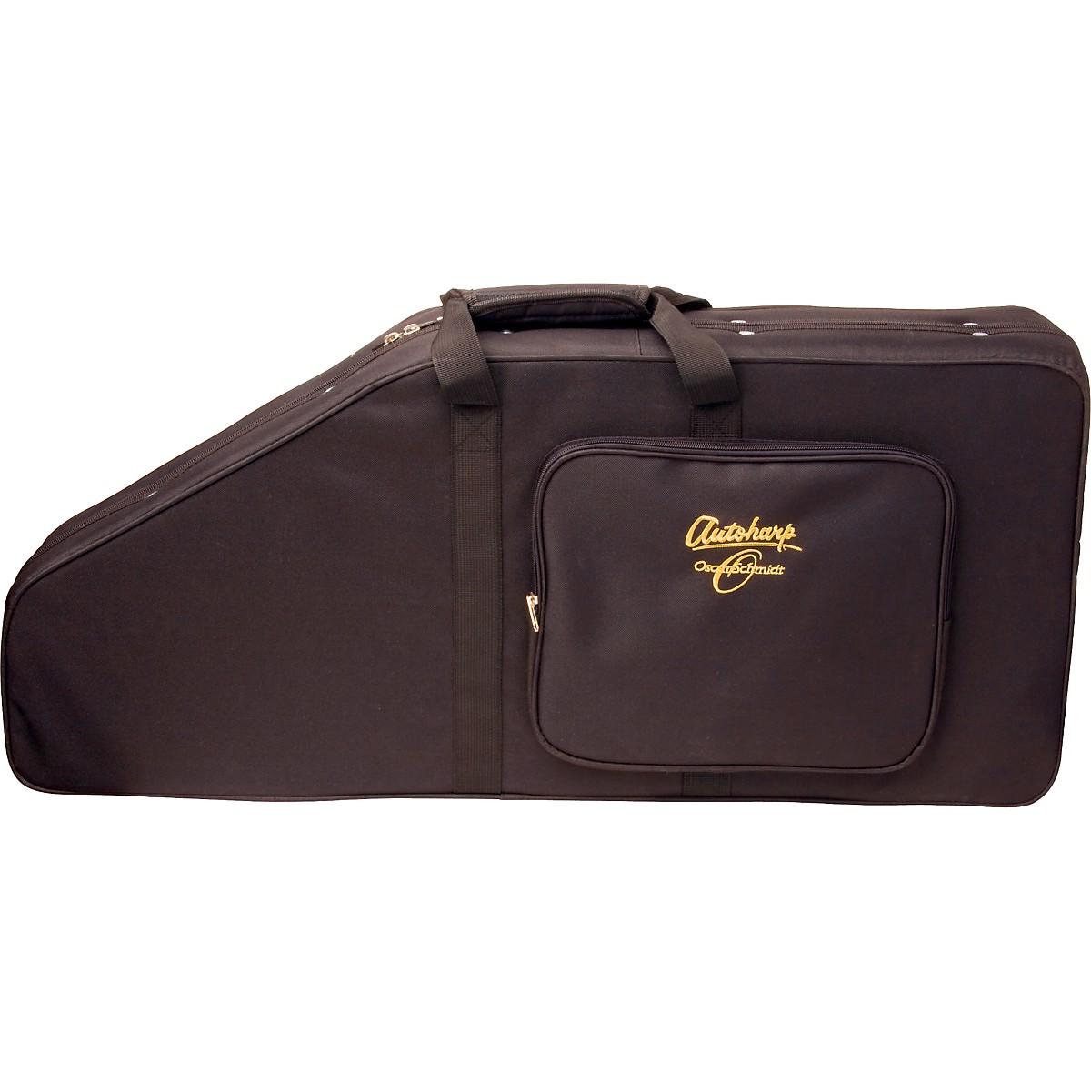 Oscar Schmidt Autoharp Semi-Hardshell Backpack Case