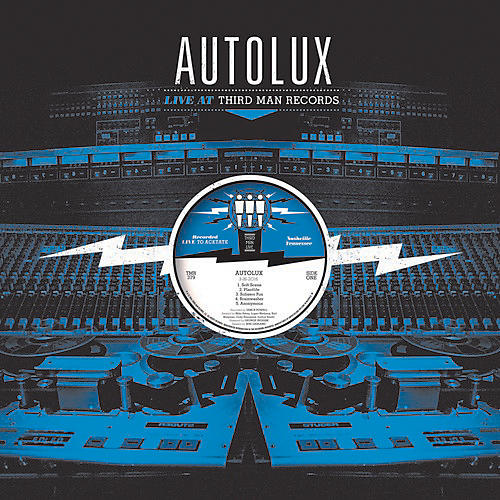 Alliance Autolux - Live At Third Man Records