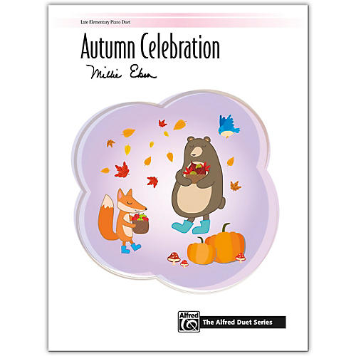 Alfred Autumn Celebration Late Elementary