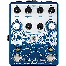 Earthquaker Devices Avalanche Run - Stereo Delay & Reverb with Tap Tempo