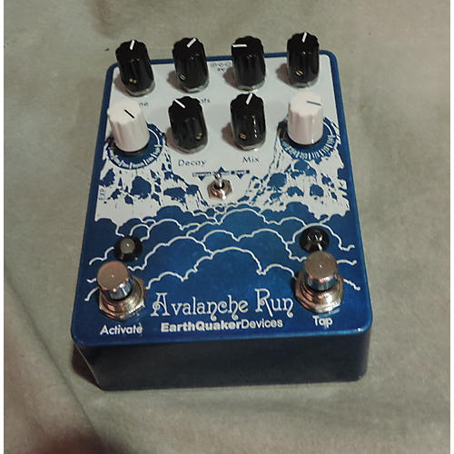 EarthQuaker Devices Avalanche Run Effect Pedal