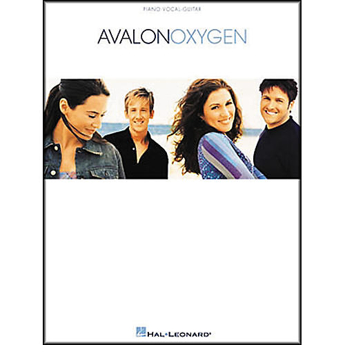 Hal Leonard Avalon - Oxygen Piano, Vocal, Guitar Songbook