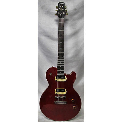 used robin avalon solid body electric guitar red guitar center. Black Bedroom Furniture Sets. Home Design Ideas
