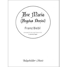 Carl Fischer Ave Maria (Angelus Domini) - for Brass Choir