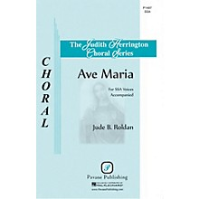 Pavane Ave Maria SSA composed by Jude Roldan