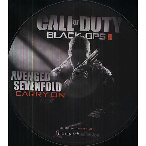 Alliance Avenged Sevenfold - Carry on