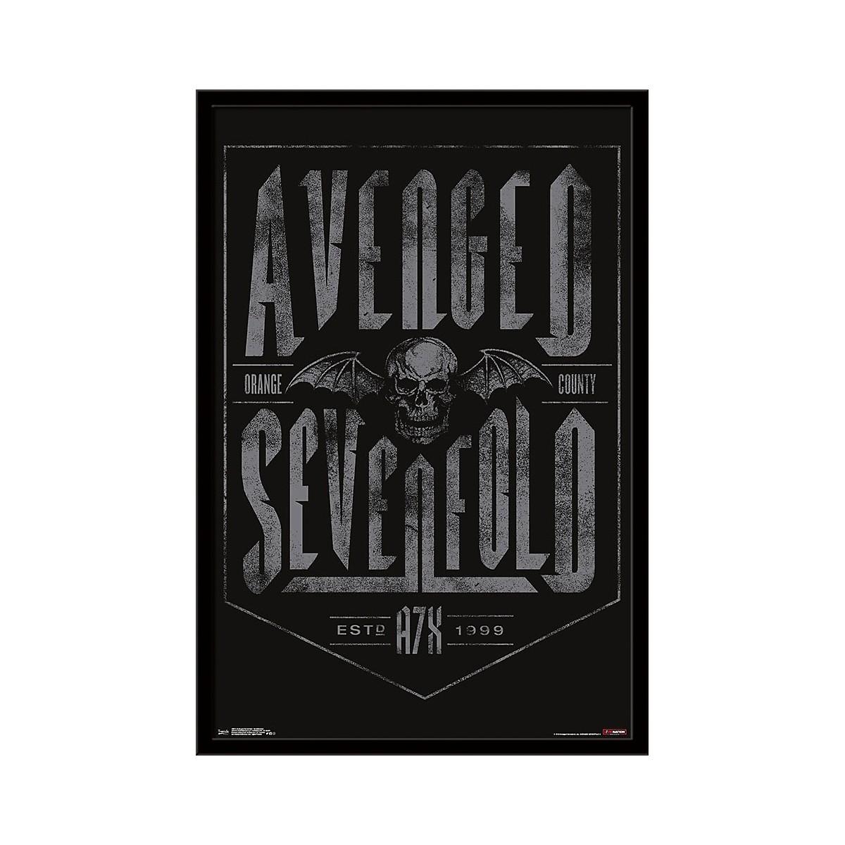 Trends International Avenged Sevenfold - Established Poster