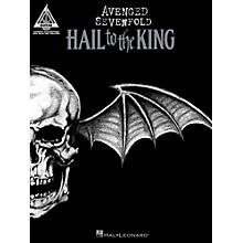 Hal Leonard Avenged Sevenfold - Hail To The King Guitar Tab Songbook