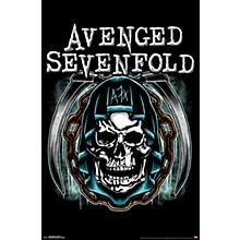 Trends International Avenged Sevenfold - Holy Reaper Poster