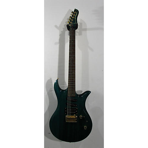 used vantage avenger av75 solid body electric guitar green guitar center. Black Bedroom Furniture Sets. Home Design Ideas