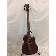 Dean Ax Eabc Mah Gc Acoustic Bass Guitar