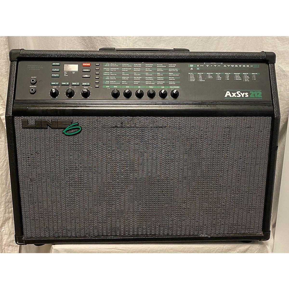 Line 6 AxSys 212 Guitar Combo Amp