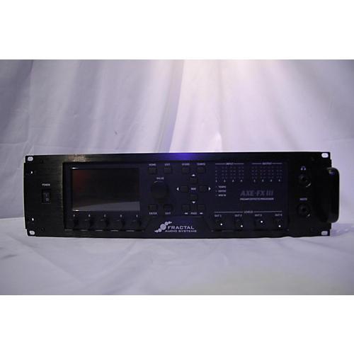 Fractal Audio Axe-FX III Effect Processor