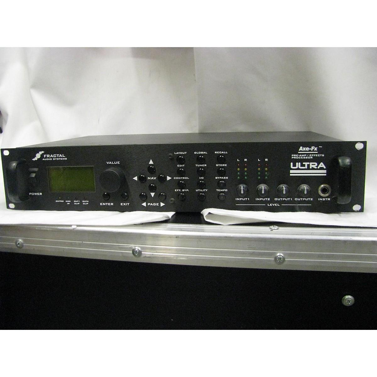 Fractal Audio Axe Fx Ultra Effect Processor