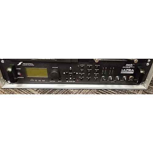 Fractal Audio Axe Fx Ultra Guitar Power Amp