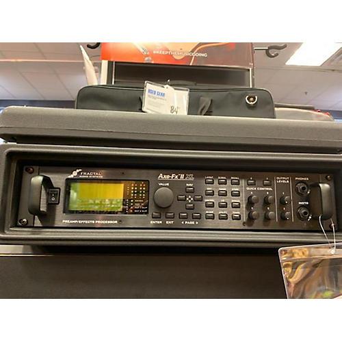 Fractal Audio Axe-Fx W/ MFC101 PEDAL...