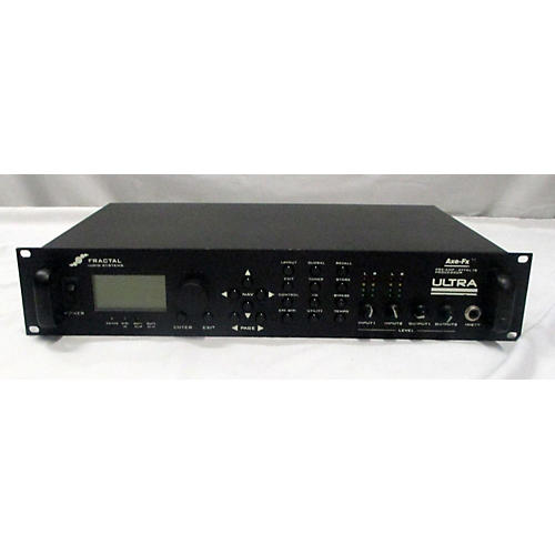Fractal Audio Axefx Ultra Effect Processor