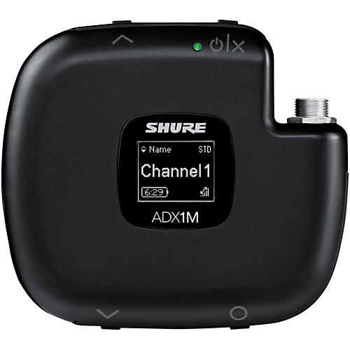 Shure Axient Digital ADX1M Micro Bodypack Transmitter with LEMO connector