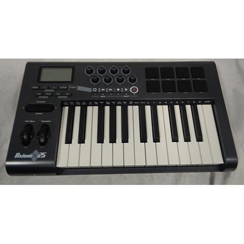 M Audio Axiom Midi Controller : used m audio axiom 25 key midi controller guitar center ~ Vivirlamusica.com Haus und Dekorationen