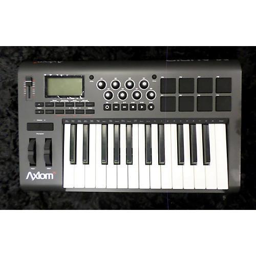 M-Audio Axiom 25 V2 25 Key MIDI Controller